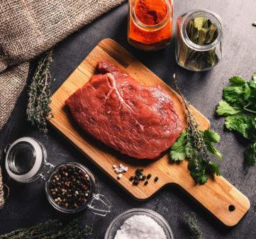 Hösttema – Kött med pumpasås