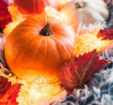 Höst – Halloweenfirande